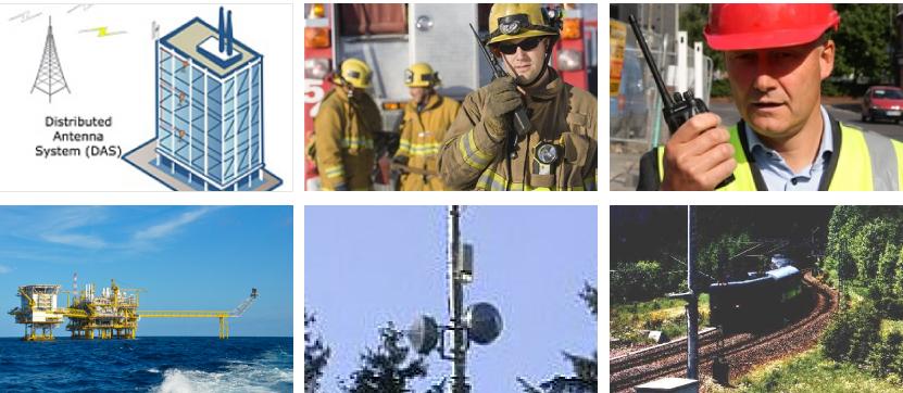 Public Safety Bi Directional Amplifiers & DAS